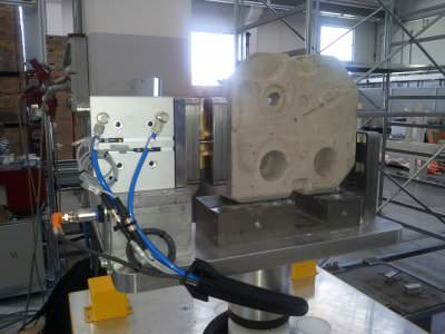 Image realization Radial Counterweight Automatic Loading CTF Automazioni Srl