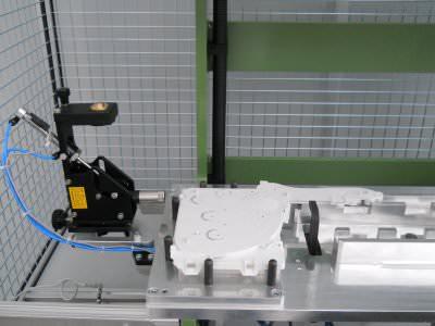 Image realization Testing machine CTF Automazioni Srl