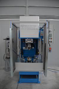Image realization Bearing assembly hydraulic press CTF Automazioni Srl