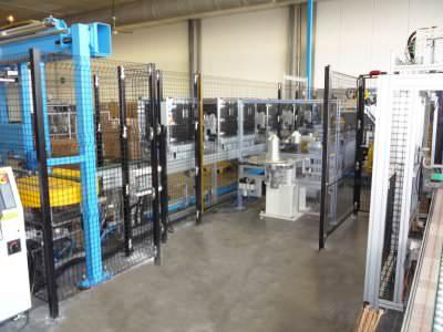 Image realization Dishwasher door seal automatic inserting CTF Automazioni Srl